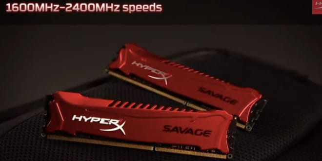 Kingston HyperX Savage (16GB)