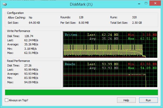 diskmark