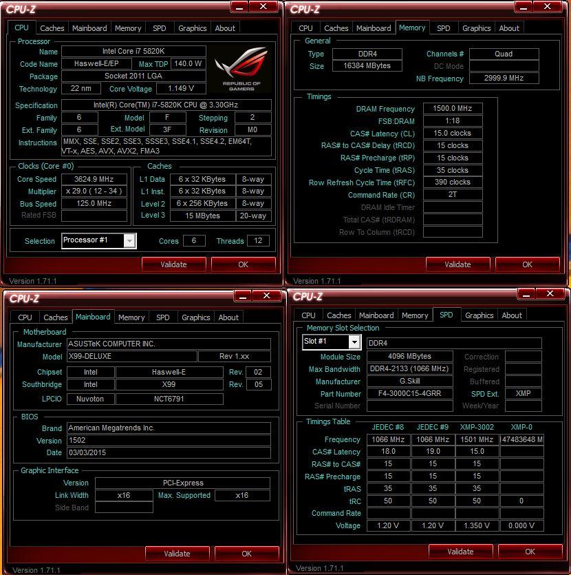 CPUZ 3000