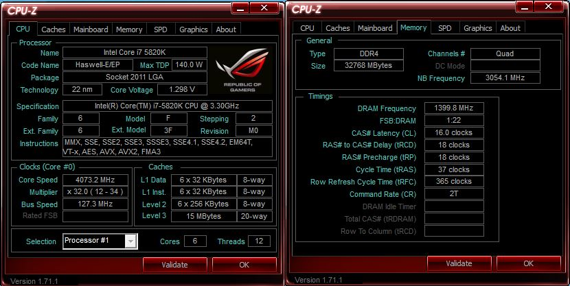 Vengeance® LPX 32GB (4x8GB) DDR4 DRAM 2666MHz C16 Memory Kit Review