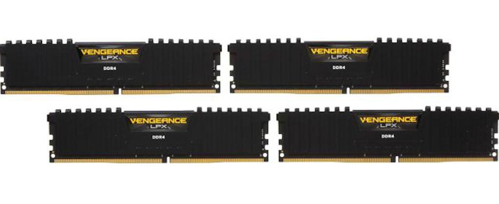 Vengeance® LPX 32GB (4x8GB) DDR4 DRAM 2666MHz C16 Memory Kit Review