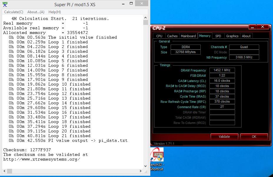 Vengeance® LPX 32GB (4x8GB) DDR4 DRAM 2666MHz C16 Memory Kit