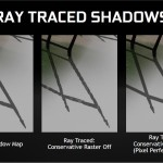 Ray Traced Shadows