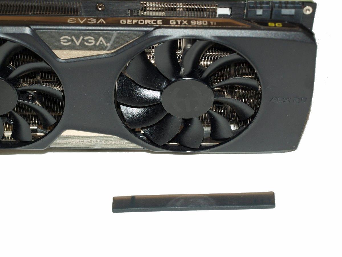 EVGA GTX 980Ti ... Gtx 980 Ti Superclocked