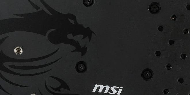 MSI R9-390 Gaming 8G - AMD 300 series with a custom kick