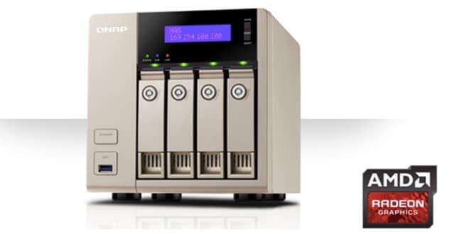 QNAP TVS-x63 (TVS-463-8GB): AMD Powered NAS - Bjorn3D com