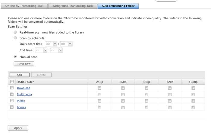 Qnap Move Multimedia Folder
