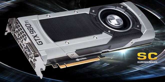 EVGA GeForce GTX 980 Ti Superclocked - Bjorn3D com
