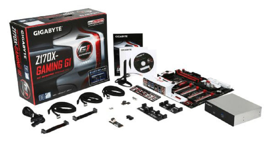 Gigabyte Z170X-Gaming G1 Review (Z170 Skylake Chipset), Game