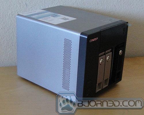 QNAP TVS-471-4G (TVS-x71): High Performance NAS with Intel Processor