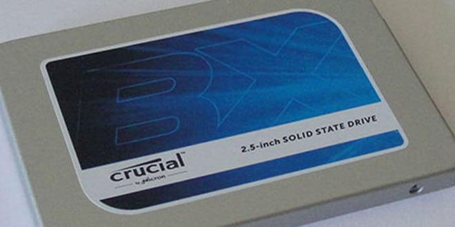 Crucial BX200 960GB - Bjorn3D com