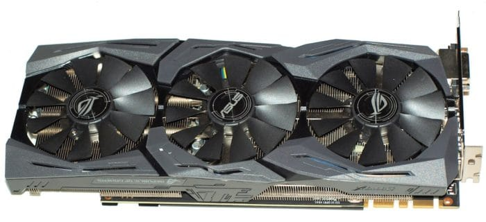 ASUS ROG GeForce GTX 1070 STRIX
