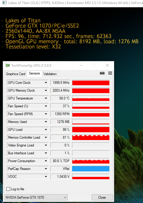 GTX 1070 - Fan Issue (Doesn't slow down) - Building, Troubleshooting