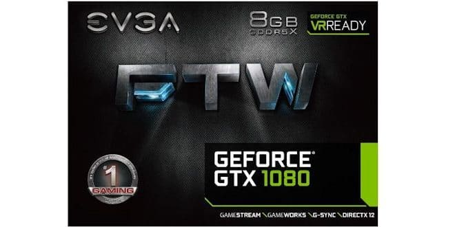 EVGA GeForce GTX 1080 FTW GAMING ACX 3 0 - Page 9 of 10