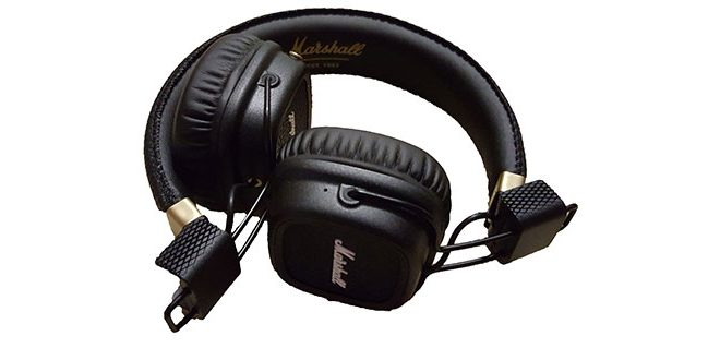 8215b90dc17 Marshall Major II Bluetooth - Bjorn3D.com