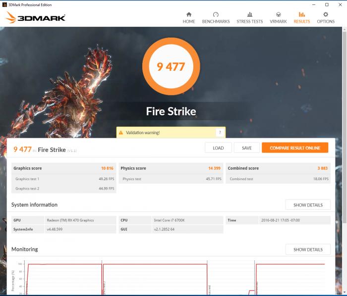 fire strike reg bios