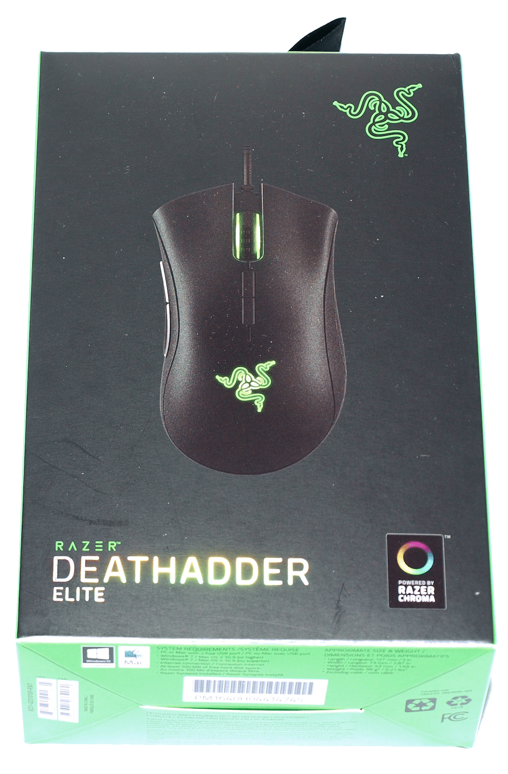 Razer Deathadder Elite Review The Deathadder Strikes Again Page 2 Of 3 Bjorn3d Com