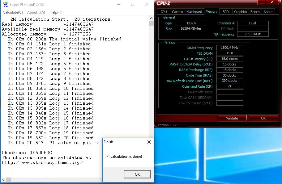 Crucial Ballistix Elite 2 x 8GB (16GB) DDR4 (15-16-16-35