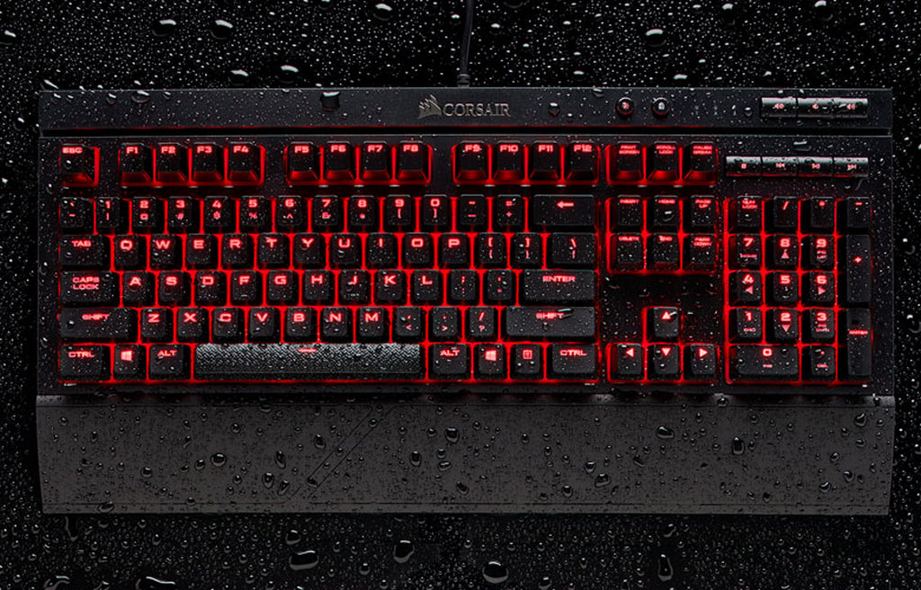 Corsair K68 Ultra Durable Mechanical Keyboard Review