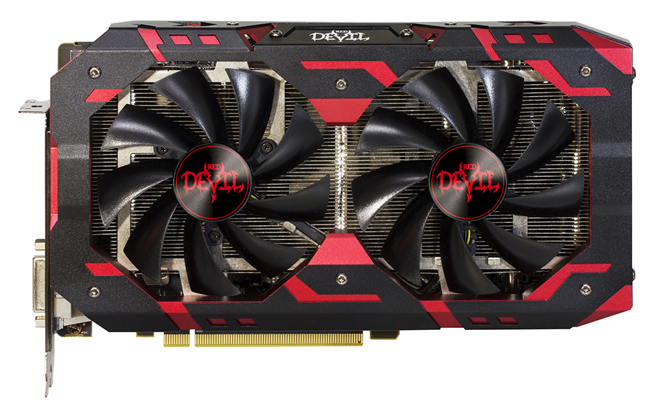 PowerColor Red Devil Radeon RX 580 8GB GDDR5 Review - Bjorn3D com
