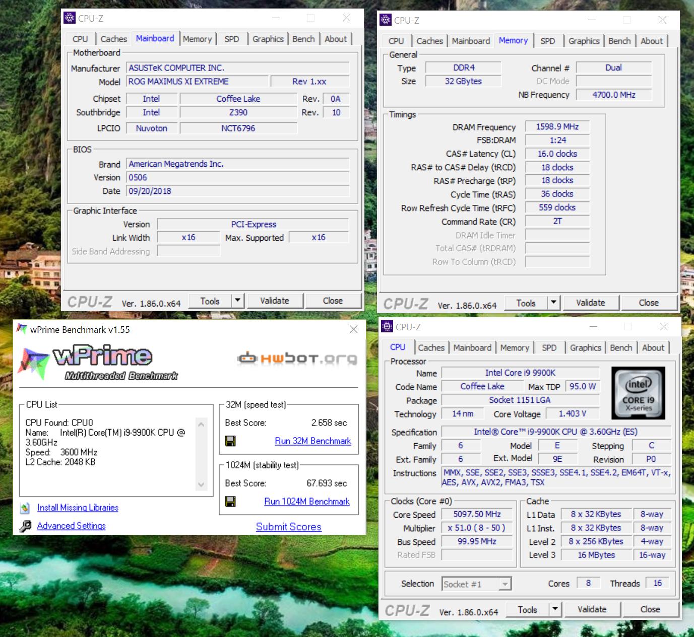 I9 9900k Overclocking Guide
