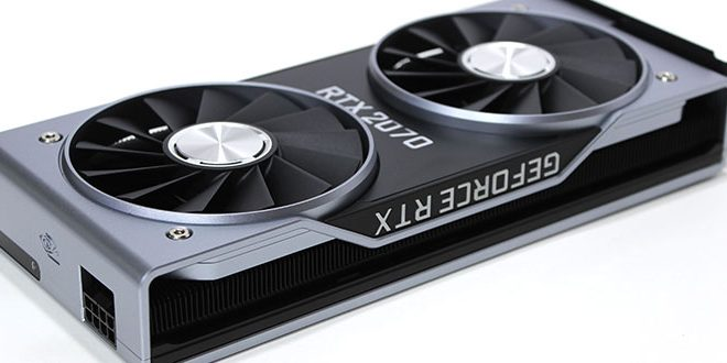 Nvidia GeForce RTX 2070 Founders Edition Review - Turing at